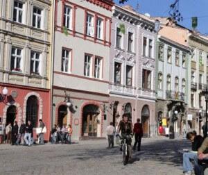 villes européennes lviv