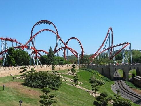 Les meilleurs parcs d'attractions de l'Europe